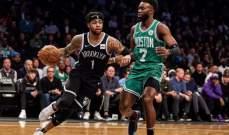 NBA: بوسطن يسقط للمرة الثالثة على التوالي بغياب كايري وهيوستن يفوز على ميمفيس