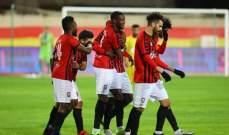 الدوري السعودي: الرائد يتخطى الحزم بعد مباراة مجنونة