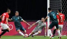 كرة قدم - طوكيو 2020: مصر تسقط امام الارجنتين