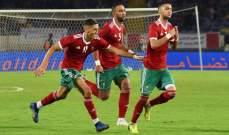 رسمياً: المغرب الى نهائيات امم افريقيا 2019