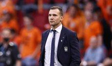 شيفشينكو يرحل عن تدريب منتخب اوكرانيا