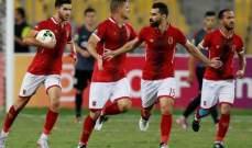 الأهلي بطلاً للدوري المصري للمرة الـ 40 في تاريخه