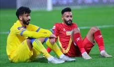 الدوري السعودي: التعادل الإيجابي يحسم مواجهة النصر وضمك