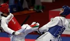 ميدالية ثانية للاردن في بطولة العالم للتايكواندو