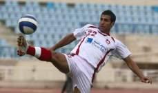 محمد غدار يدعم فريقه السابق