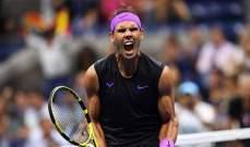 نادال: لا أفهم لماذا لا نلعب التنس وهناك أشخاص تذهب إلى عملها