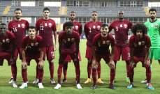 انطلاق تدريبات المنتخب القطري استعدادا لوديتي كوستاريكا وكوريا