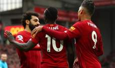 جماهير ليفربول مستاءة من التقارير حول ثلاثي الفريق