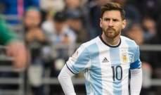 كلاوديو ماتا يامل ان يتوج المنتخب الارجنتيني بكاس العالم بقيادة ميسي