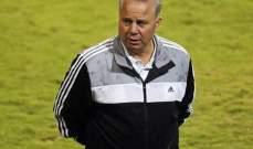مدرب الاولمبي المصري يشيد بقرار الفيفا