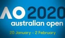الاتحاد الاسترالي ينفي تأجيل موعد إنطلاقة بطولة استراليا المفتوحة