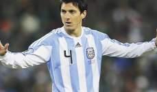 الأرجنتيني بورديسو يعتزل كرة القدم