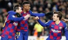 ريكي بويغ : الفريق سعيد بوجود كيكي على راس الجهاز الفني لبرشلونة
