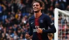 برشلونة يرفض التعليق على احتمال ضم رابيو من سان جيرمان