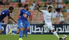 الاهلي السعودي يطيح بوفاق سطيف الجزائري ويتاهل للدور المقبل
