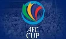 مشاهدات من مباراة سلام زغرتا امام خير فاهدات الطاجكستاني