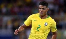 تياغو سيلفا : فرص البرازيل والارجنتين كانت متساوية