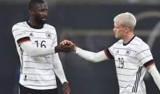 إحصاءات من مباراة المانيا - تشيكيا