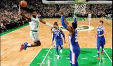 اللقطة الاستفزازية الاولى في الموسم الجديد من NBA