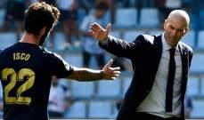 ريال مدريد لن يبيع ايسكو في كانون الثاني