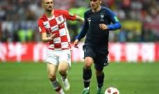 ركلة جزاء مستحقة لفرنسا في النهائي امام كرواتيا