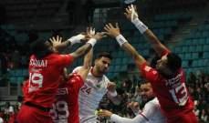 يد تونس والجزائر ومصر وانغولا تتنافس على بطاقة اولمبياد طوكيو