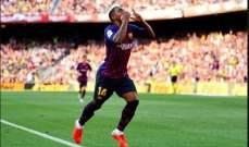 مالكوم : ميسي افضل لاعب في العالم من دون منازع