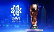تسليم شارة تنظيم كأس العالم لكرة القدم 2022 إلى قطر