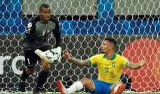 خيسوس يعاني من جفاف تهديفي مع البرازيل منذ 621 يوما