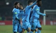كأس تركيا : تأهل مالاتيا سبور، غوزتيبي وطرابزون سبور الى الدور الربع نهائي