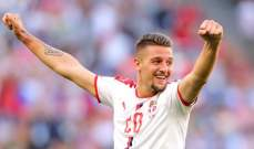 تاديتش: سافيتش هو مستقبل كرة القدم الصربية