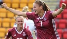 يورو تحت ال 19 للشابات:فرنسا تفوز على اسكتلندا والمانيا تتخطى انكلترا