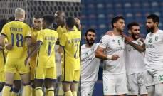 تقنية الفيديو حاضرة  في مباراة النصر والأهلي بدوري الابطال