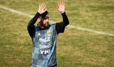 ليونيل ميسي مستميت للفوز بكأس العالم