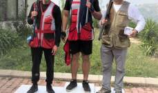 رماية:ألان موسى بطل المرحلة الأولى من بطولة لبنان للتراب الفئة (أ)ممتاز