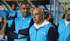 سموحة يرفض رحيل حسام حسن  لتدريب السنغال