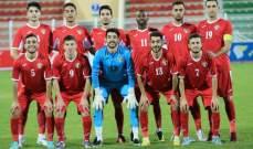 الاولمبي السوري يخسر وديا امام نظيره الايراني