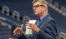 رئيس غولدن سيتايت واريرز يعلن اعتزاله كرة السلة