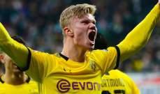 ليفاندوفسكي: على هالاند أن يبقى في الدوري الألماني