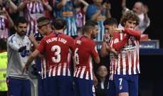 الليغا : اتلتيكو مدريد يقهر سيلتا فيغو بثنائية نظيفة
