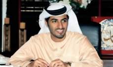 راشد بن حميد النعيمي رئيساً للإتحاد الإماراتي بالتزكية