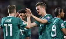 ثنائية لالمانيا وتركيا تجرّ فرنسا للخسارة وانتصار ايطاليا وبلجيكا بالثلاثة