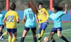 بطولة السيدات بكرة القدم: تألّق نجوم الرياضة في أسبوع التعادلات