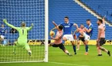 برايتون ينتزع نقطة من لقائه مع شيفيلد يونايتد