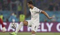 دورتموند ينضم للصراع على النجم الإيطالي لوكاتيلي