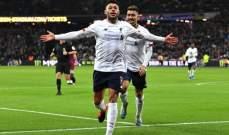 البريمرليغ: ليفربول يقترب اكثر من حصد اللقب بثنائية مستحقة امام ويست هام يونايتد