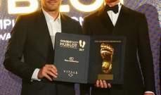 ماذا قال كاسياس بعد تتويجه بجائزة القدم الذهبية ؟