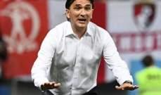 مدرب كرواتيا : قدمنا اداءً قتالياً امام انكلترا
