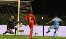 الدوري السعودي: الاهلي يفوز على الوحدة في مباراة مثيرة