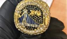 28 خاتم مزور لبطولات NBA في قبضة الجمارك الاميركية